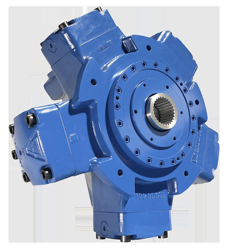 Types Of Hydraulic Motors : Hydraulic motors mo pleiger maschinenbau