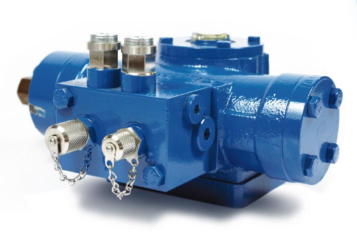 Hydraulic Actuators - www pleiger-maschinenbau de