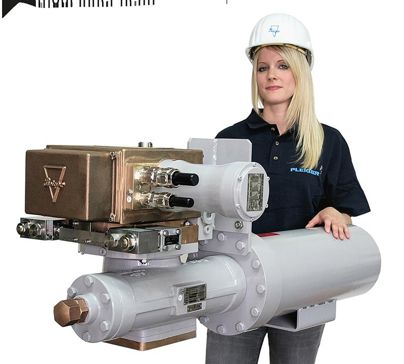 yamal -55 arctic actuator lng cargo