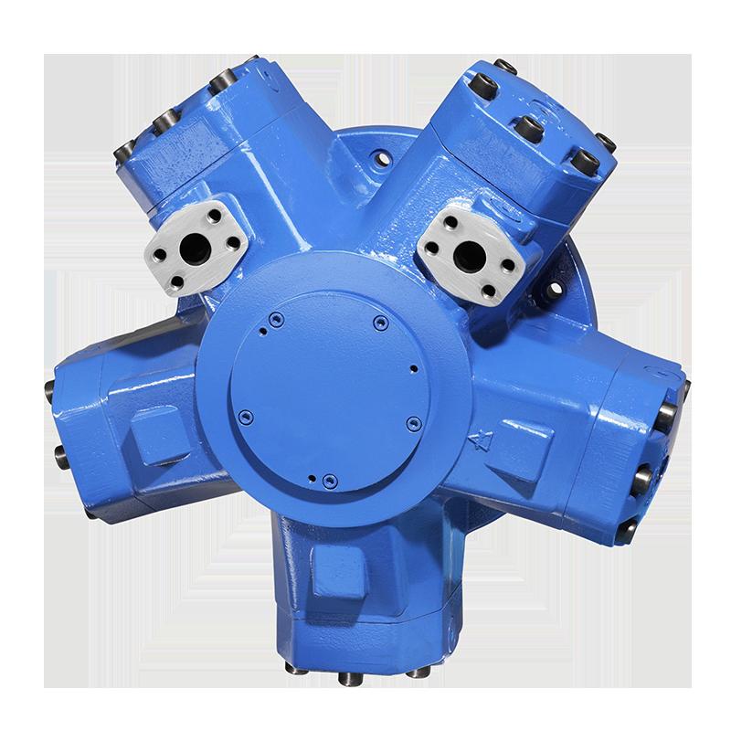 pleiger hydraulik motor
