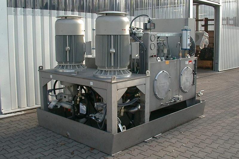 Pleiger Hydraulikaggregat