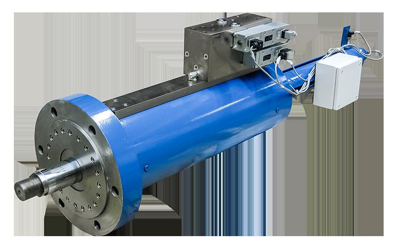 linearantrieb zylinder pleiger