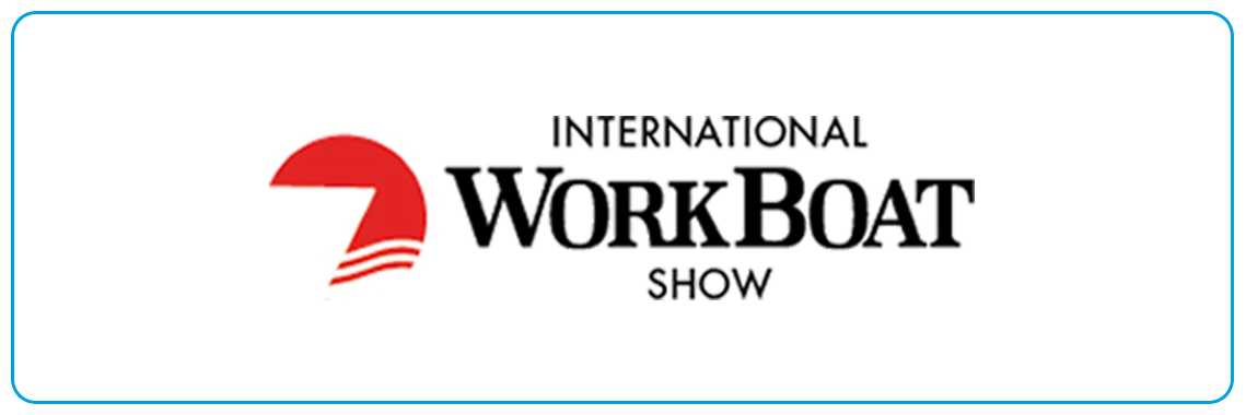 International WorkBoat Show 2017 in New Orleans / USA