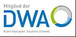 Mitglied der DWA Logo