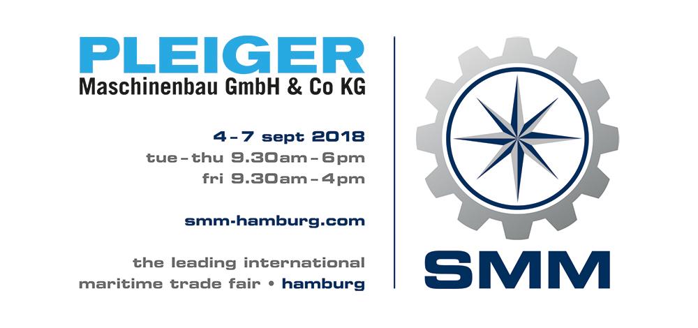 SMM 2018 in Hamburg / Germany