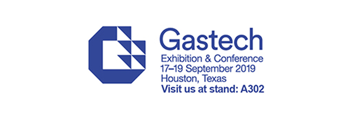GASTECH 2019 in Houston (Texas, USA) 17th till 19th Sept.'19